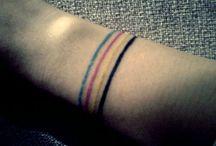 Tatuu - Barvik / Barevné tetování / Colour tattoos
