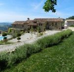 Luxury restored property in Le marche
