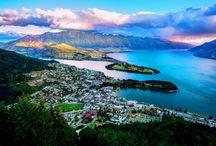 New Zealand. / by Brittney Weckbacher