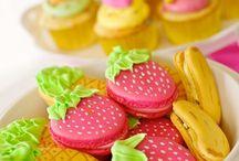 Makroner og småkaker