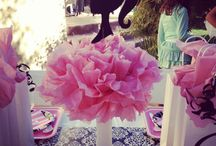 Barbie party concept