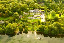 Aerial Images / Some photos by Jonathon Lees using a drone to capture the Beech Hill Hotel