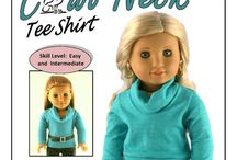 Shirts and Tops for Dolls