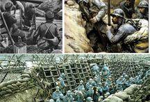 Histoire - 1ère guerre mondiale