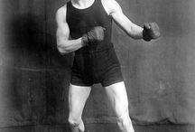 Boxing Vintage Photos