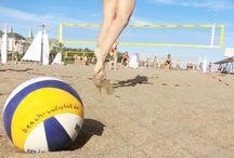 Beach-Academy / Beach-Volleyball: Ob Beachcamps, Beach-Urlaub, Schnupperkurs oder Workshop - hier gibt es für jeden das passende Angebot.