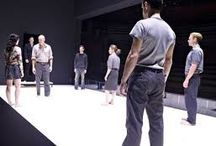 Fog Ducking / 3rd Year Experimental Theatre piece.