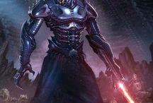 AvP / Predator (Yautja) Alien (Xenomorph)