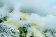 токсичое озеро индоне