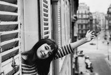 60s girls photography