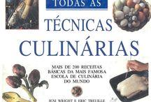Técnicas  de Culinarias