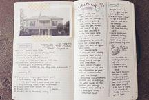 journal-dairy / by Stéphanie Casey