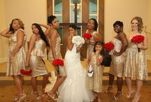 Dream Wedding / Photos from my beautiful dream wedding! November 7, 2015 Bridal party attire by Sacred Heart Collections!