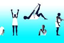 Øvelser for krop