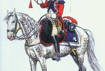 Impérial guard carabiniers