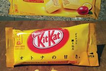 Japanese Kit Kats / by Christine Carlson