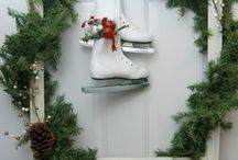 Christmas* / *Inspiring Christmas Decorating Ideas*