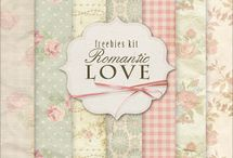 Romantic Scrapbooking and Cards