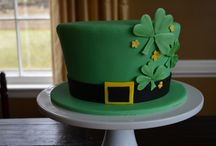 Cake - Ideas (St. Patricks)