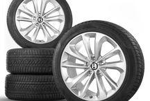 Original Bentley Felgen / Räder
