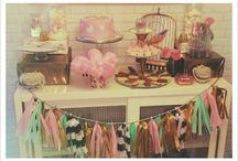 Coco Chey Cotton Candy Baby Shower
