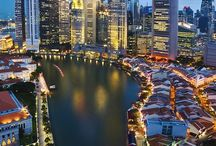 Singapore / There're a lot of amazing places in Singapore that you'll discover about over this board.
