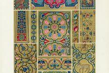 patterns : vintage
