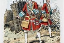 18TH SPAIN SUCCESSION WAR