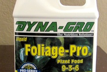Hydroponic Supplies / The products we love to use with our hydrogardens!
