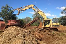 Block clearing / Block clearing is essential for any construction. If you are planning on using your vacant plot for building a house or a shed you would first need to clear it and level it for laying foundation.