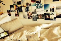 bedroom goals / Looking on that tumblr life