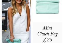 Bags of bags  / A huge selection of the most gorgeous bags around... Clutch Bags, Wristlets, Tote Bags and Beach Bags... From just £25.  Email anna@dollymamaboutique.co.uk or call 01325 464836 to order now xx
