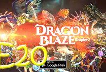 Dragon Blaze Chapter 2 E20 Game Play Walkthrough Android