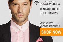 Camicie su misura / Piacemolto è un brand Italiano, giovane ma in forte crescita, specializzato in camicie uomo su misura. Ci rivolgiamo a uomini alla ricerca di prodotti con un ottimo rapporto qualità/prezzo, interessati alla moda, senza esserne ossessionati.  I prodotti Piacemolto vengono venduti attraverso il sito di facile fruizione  www.piacemolto.com