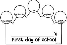 Back to school / by Veronika Childers