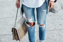 Flat shoes outfit