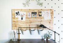 DIY Ideen & Inspiration (Büro)