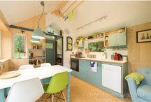 Ideer hytte og hus