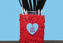 Micro DIY projects for Valentine's day / by Tahira Kishore