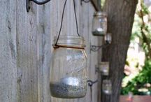 ideas for my yard decoration for spring/summer / by Melodye Stanton