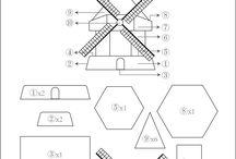 3D pen Vorlagen