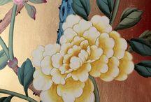 Custom samples to interior designer / Created unique wallpaper to every interior decoration