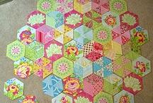 I love hexagons