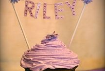 Cake / Cupcake toppers