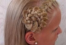 Schooltime Hair / by Monica Hobbs