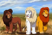 The lion king / Pictures of my favorite movie (I will never be too old for Disney)