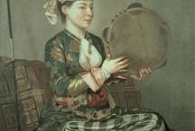 18th century : Turquerie - Orientalism