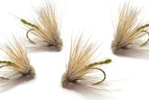 Fly patterns caddis
