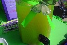Lilys and Riley's Tinkerbell and the Pirate Party