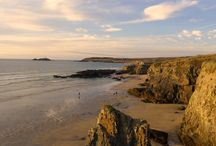 DAY TRIPS - HAYLE, CORNWALL / Hayle & surrounding area including Gwithian, Godrevy. About 84 miles (1 hr 45mins drive) from us.